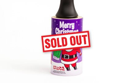 Cleaner's Supply 2019 Holiday Lint Removers Merry Christmas Sold Out
